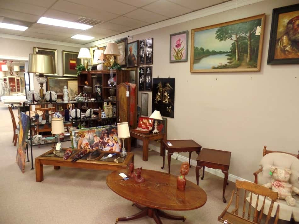 b-Langstons-Antiques-Jacksonville-Florida (4) - Langstons Retail Shop -B.Langston's Estate Sales, Auctions & Real Estate