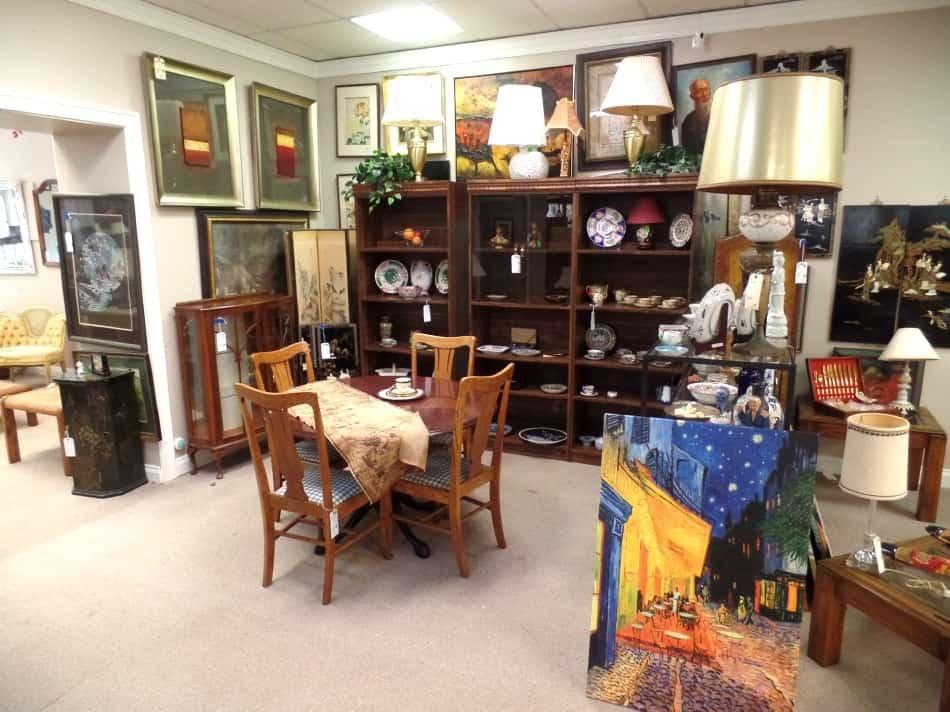 b-Langstons-Antiques-Jacksonville-Florida (6) - Langstons Retail Shop -B.Langston's Estate Sales, Auctions & Real Estate